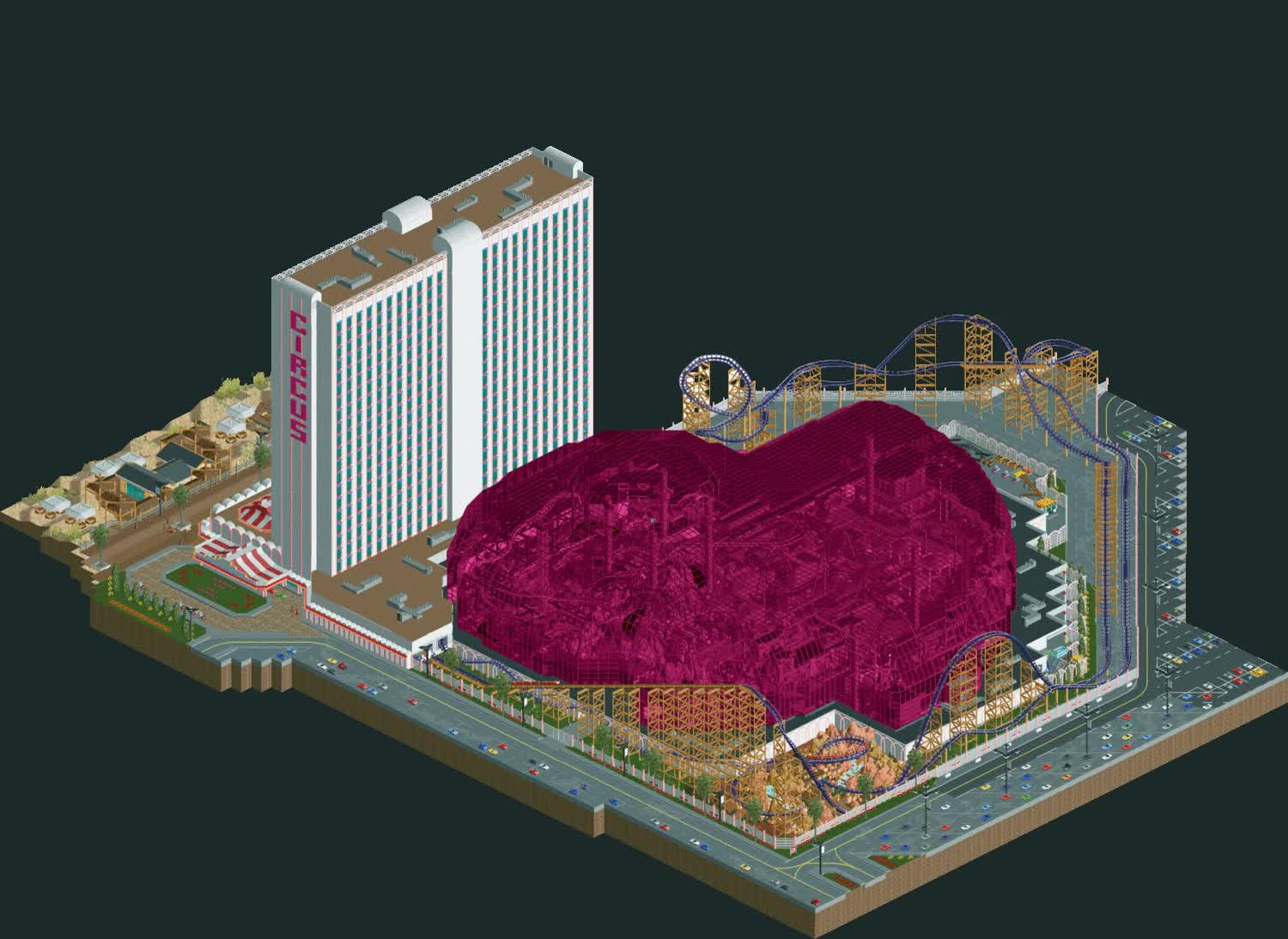 [2] Gif on Manual Laborer's R1 H2H park. : rct GIFs