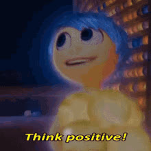 Think Positive! GIFs