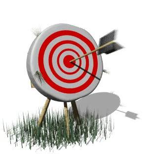 Watch and share Bullseye GIFs on Gfycat