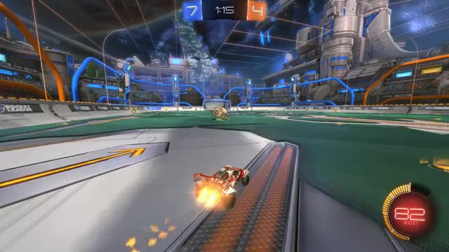 Watch Goal 12: IJ. GIF by Gif Your Game (@gifyourgame) on Gfycat. Discover more Gif Your Game, GifYourGame, Goal, IJ., Rocket League, RocketLeague GIFs on Gfycat
