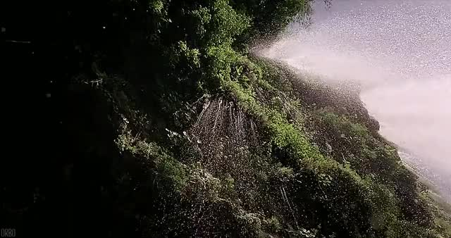 Watch Waterfall in chiapas GIF by @orbojunglist on Gfycat. Discover more EarthPornGifs, earthporngifs GIFs on Gfycat