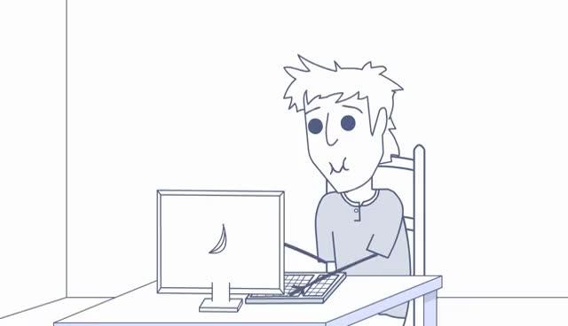 Watch Gavin GIF on Gfycat. Discover more roosterteeth gavin free GIFs on Gfycat