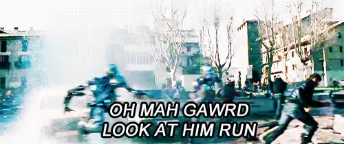 Watch and share Pietro Maximoff GIFs and Quicksilver GIFs on Gfycat