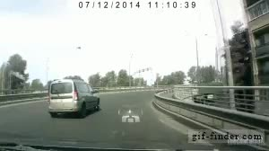 Watch car accident GIF on Gfycat. Discover more related GIFs on Gfycat