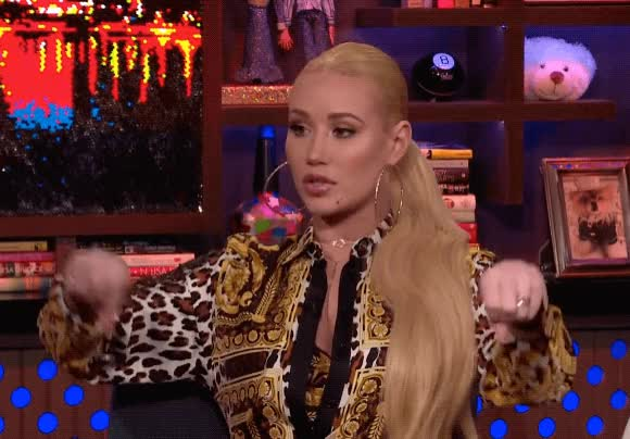 Watch and share Iggy Azalea GIFs and Explosion GIFs by Reactions on Gfycat