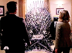 pandr, parks and recreation game of thrones GIFs