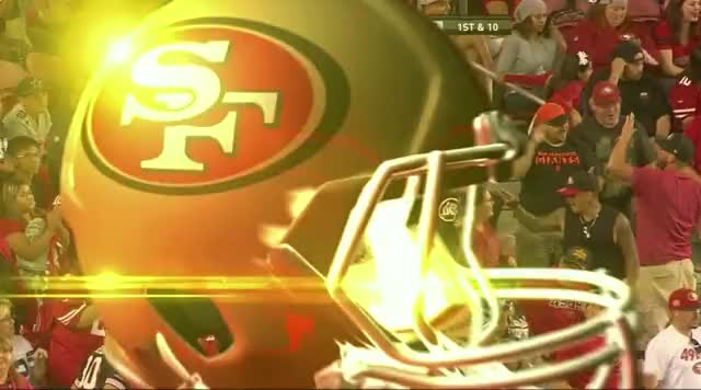 Watch and share San Francisco 49ers GIFs and Football GIFs by dkurtenbach on Gfycat