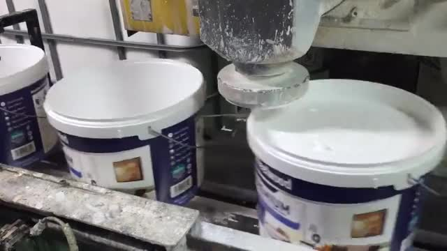 Watch Automated filling of 10L Fleetwood Paint Buckets GIF on Gfycat. Discover more damnthatsinteresting, oddlysatisfying GIFs on Gfycat