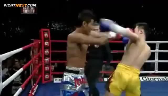 Watch Sudsakorn Muay Thai Dump GIF on Gfycat. Discover more kickboxing, muay, sudsakorn, thai GIFs on Gfycat