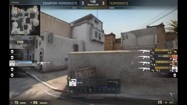 Watch CS:GO 1v4 GIF by @gvhuehue on Gfycat. Discover more related GIFs on Gfycat