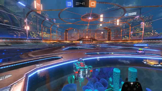 Watch Thanks! GIF by  Brav (@bravorius) on Gfycat. Discover more 2b2t, RocketLeague, bump GIFs on Gfycat