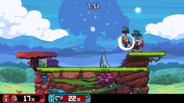 Watch and share Rivals Of Aether GIFs and Kragg GIFs by sawtoothraven on Gfycat