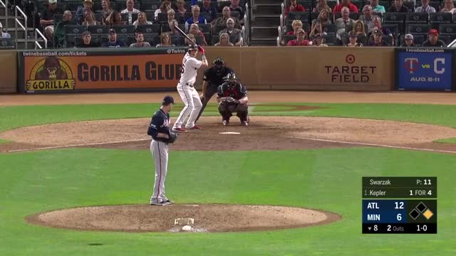 Watch and share Anthony Swarzak Ff GIFs and Baseball GIFs on Gfycat