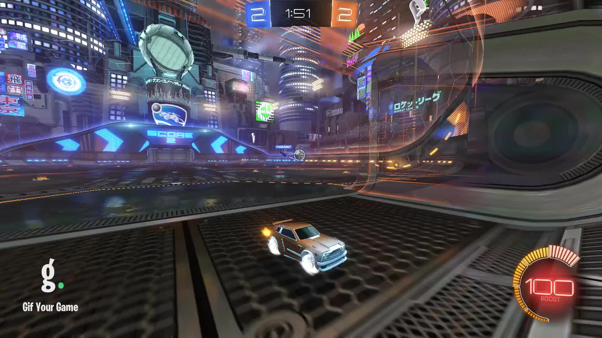Gif Your Game, GifYourGame, Goal, Rocket League, RocketLeague, SchmashinPrunes, Goal 5: SchmashinPrunes GIFs