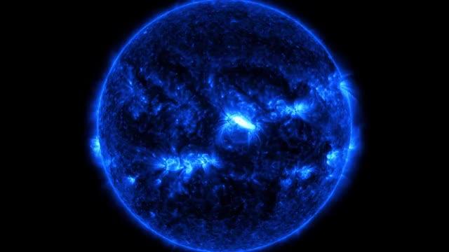 Watch and share Blue Sun GIFs and Corona GIFs on Gfycat