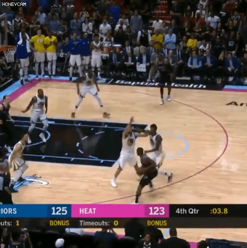 Watch and share Miami Heat GIFs and Basketball GIFs on Gfycat
