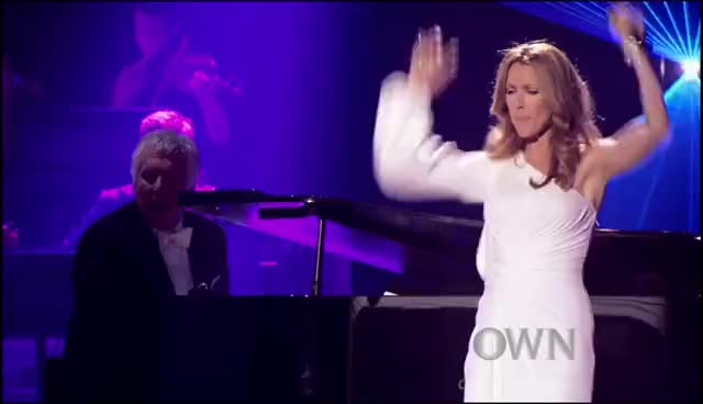 Watch celine dion GIF on Gfycat. Discover more all, celine, dion, high, hit, myself, note GIFs on Gfycat
