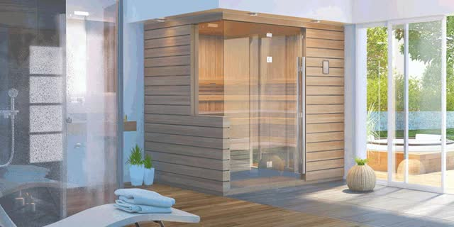 Watch Discover the health & wellness of Sauna GIF on Gfycat. Discover more related GIFs on Gfycat