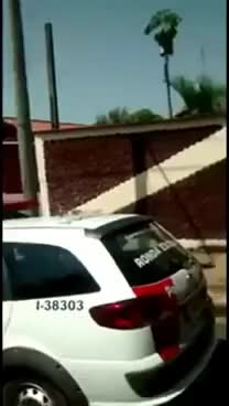 Watch Ladrão Ninja fugindo da policia. GIF on Gfycat. Discover more related GIFs on Gfycat