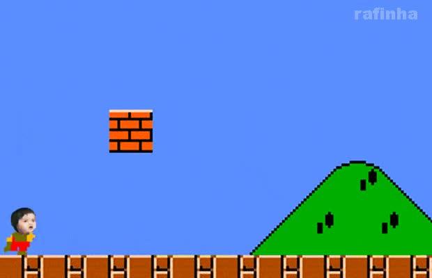 Watch and share Mario Puke GIFs by txeroki on Gfycat