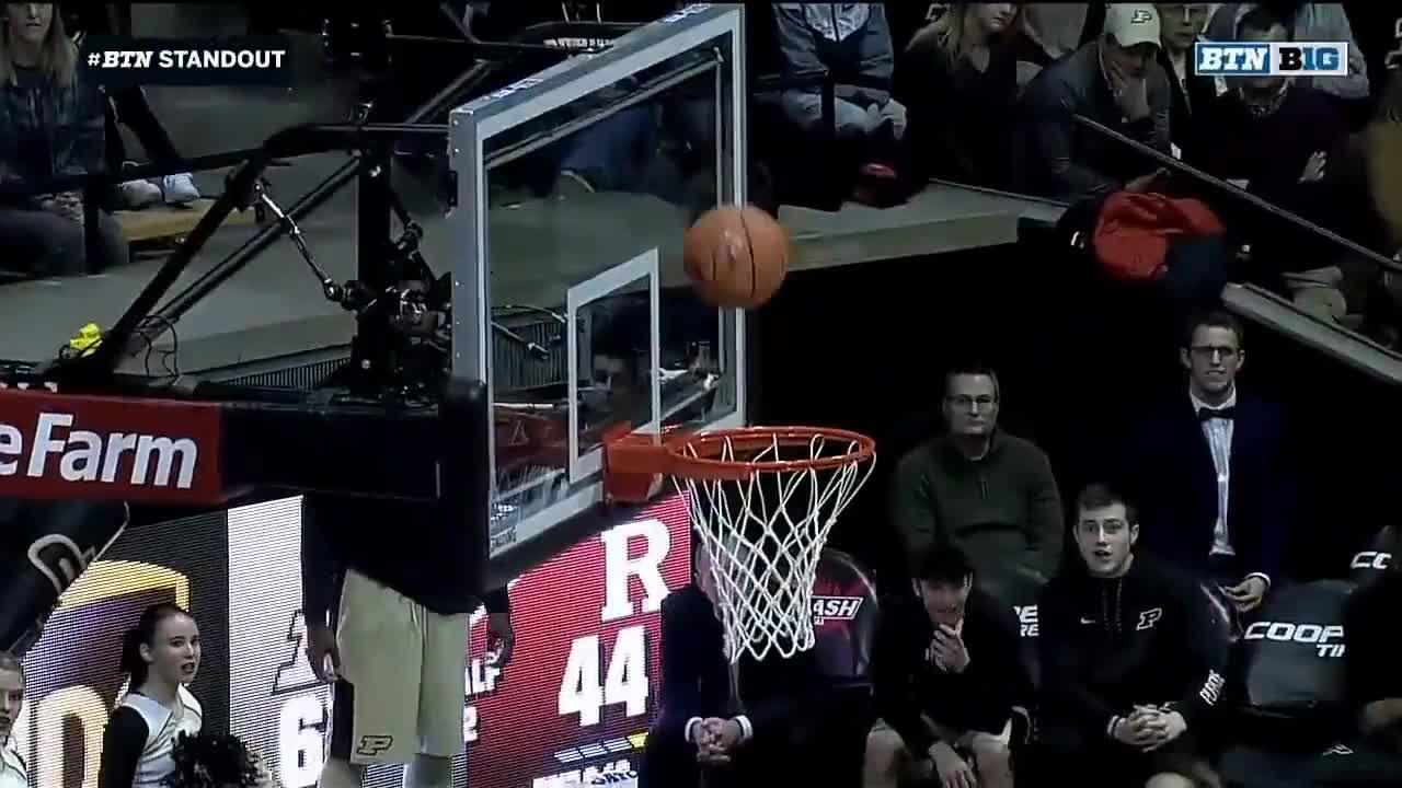 Nojel Eastern Circus Shot vs. Rutgers GIFs