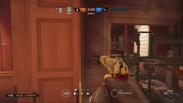 Watch this GIF by Gamer DVR (@xboxdvr) on Gfycat. Discover more S14zenkiLove, TomClancysRainbowSixSiege, xbox, xbox dvr, xbox one GIFs on Gfycat