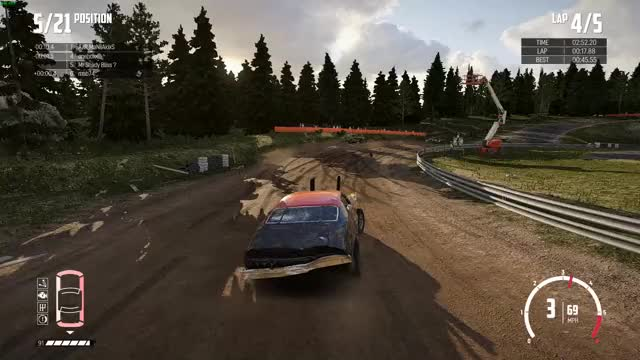 Watch and share Instant Karma GIFs and Wreckfest GIFs by Shady Bliss on Gfycat