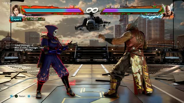 Watch and share Tekken GIFs by starfield35 on Gfycat