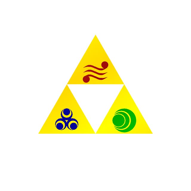 Watch and share Triforce GIFs on Gfycat
