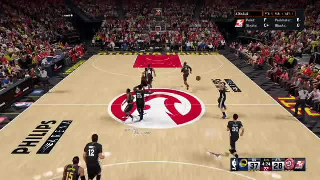 Watch NBA 2K16_20160613024742 GIF on Gfycat. Discover more nba2k, playstation 4, sony computer entertainment GIFs on Gfycat
