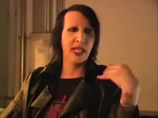 Watch this trending GIF on Gfycat. Discover more manson GIFs on Gfycat