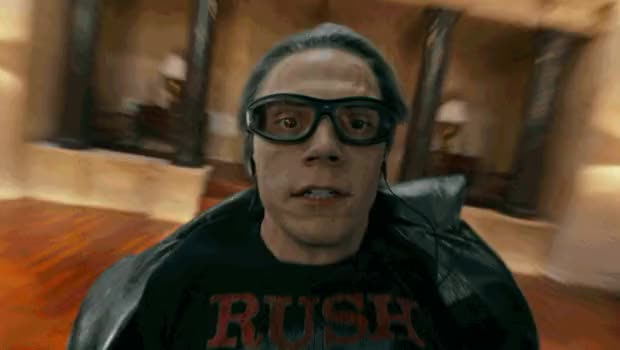Watch and share Quicksilver GIFs on Gfycat