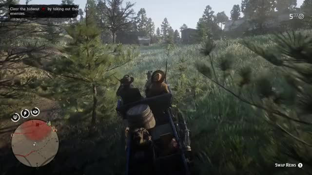 Watch and share Red Dead Redemption II 2019.11.19 - 16.24.18.30.DVR Trim GIFs on Gfycat