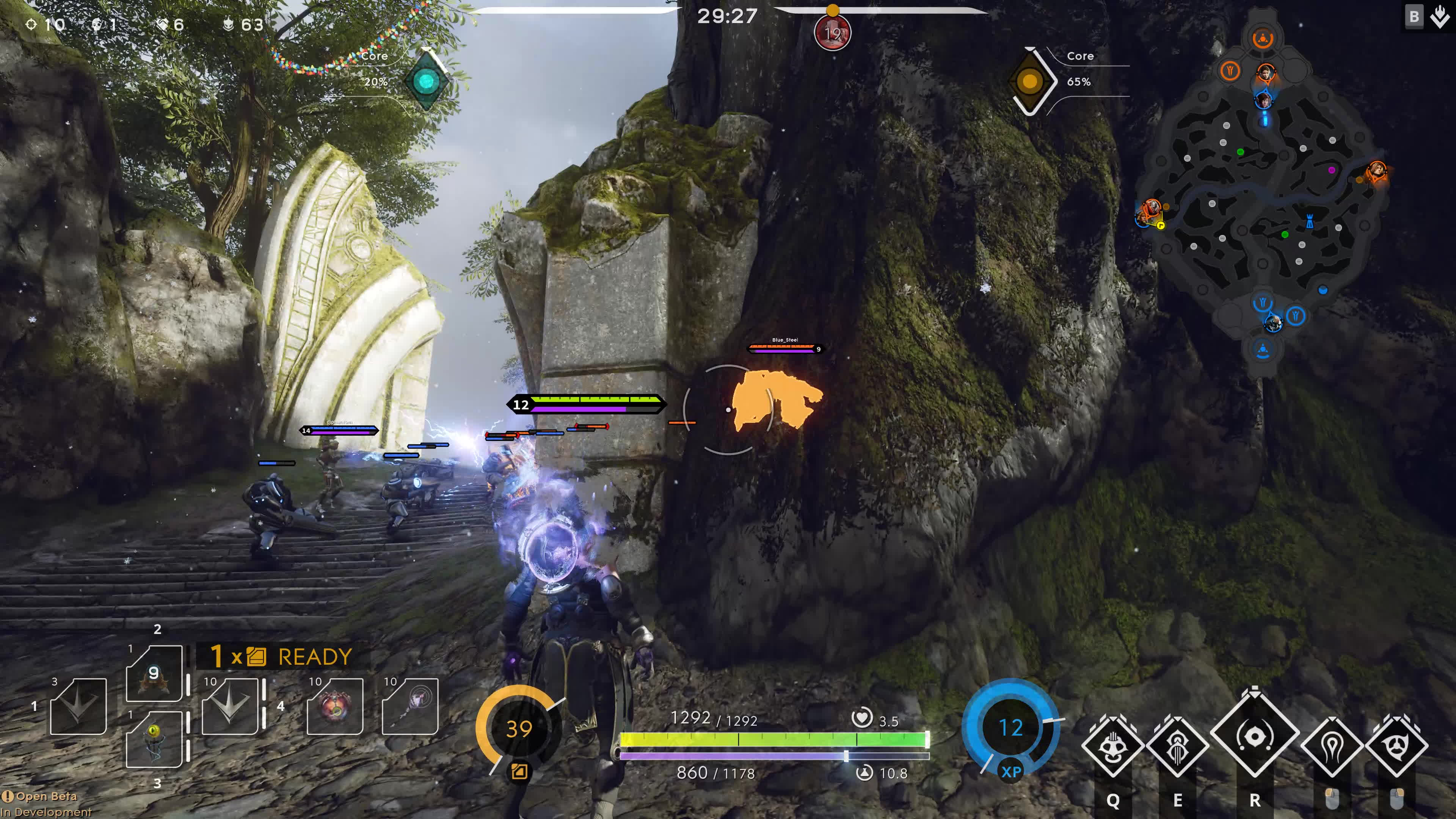 gaming, paragon, pc, Paragon #002 GIFs