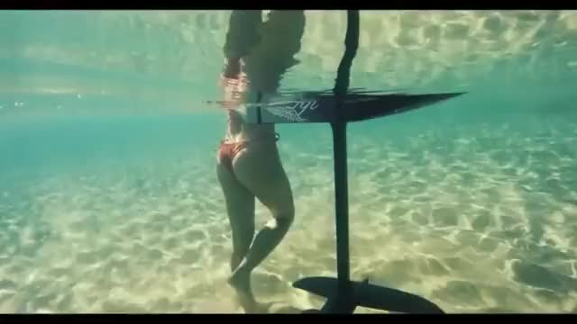 Watch and share Surfing Without Waves, Floating Above The Water GIFs by poloralphlo on Gfycat