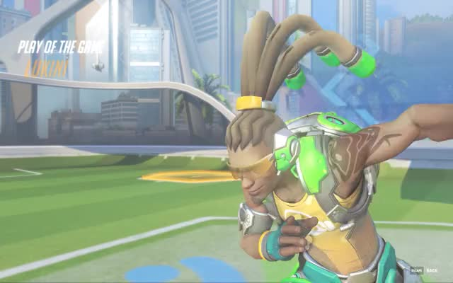 Watch From Downtown! GIF by @lukini on Gfycat. Discover more lucioball, overwatch, potg GIFs on Gfycat