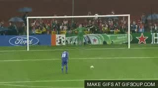 Watch and share Edwin Van Der Sar Vs Moscow GIFs on Gfycat