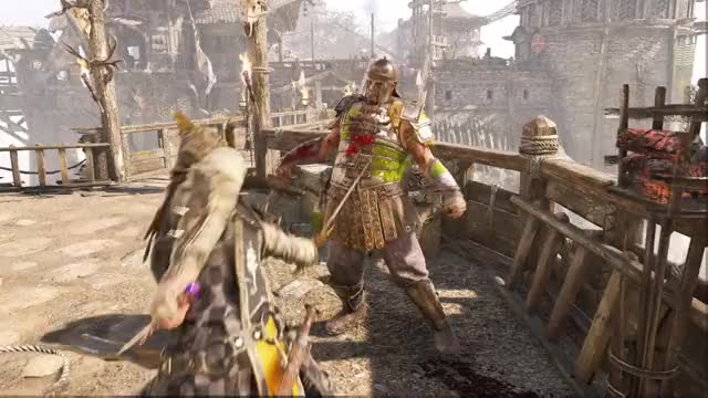 Watch this GIF by Xbox DVR (@xboxdvr) on Gfycat. Discover more FORHONORStandardEdition, ShellShocker623, xbox, xbox dvr, xbox one GIFs on Gfycat