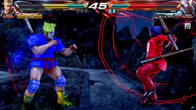 Watch and share Tekken 7 GIFs by 성이름 on Gfycat