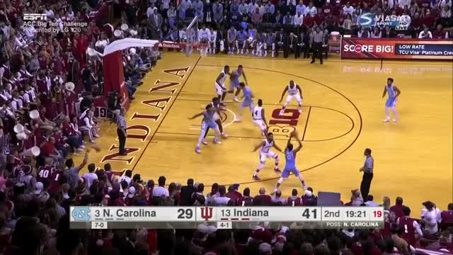 Watch and share Indiana Basketball GIFs and Joel Berry GIFs by bladner on Gfycat