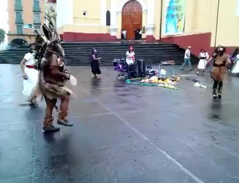 Watch and share Danza De La Lluvia En Xalapa. GIFs on Gfycat