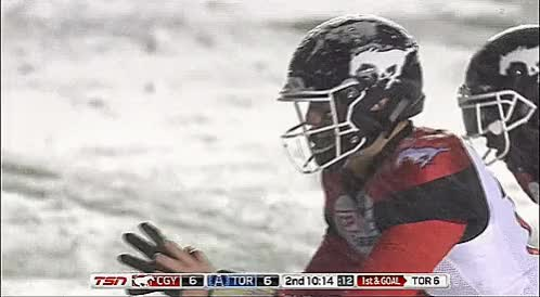 Watch 20171126 - GC - CGY 24 vs TOR 27 - TD Place - 33 Jerome Messam - Rush TD GIF by archley on Gfycat. Discover more 105th, 2017, Argonauts, CFL, Calgary, Football, Grey Cup, Jerome Messam, Rush, Stampeders, TD Place, Toronto, Touchdown GIFs on Gfycat