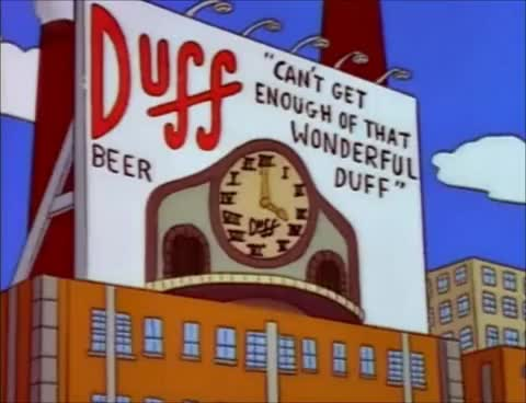 Watch and share The Duff Brewery GIFs on Gfycat