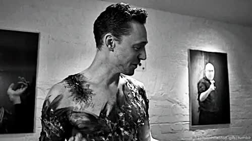 Watch and share Tom Hiddleston GIFs and Fan Girling GIFs on Gfycat