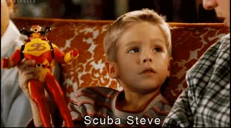 Watch and share Scuba Steve GIFs on Gfycat