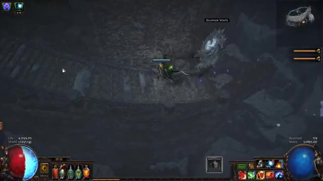 Watch and share Path Of Exile GIFs by autoatomica on Gfycat