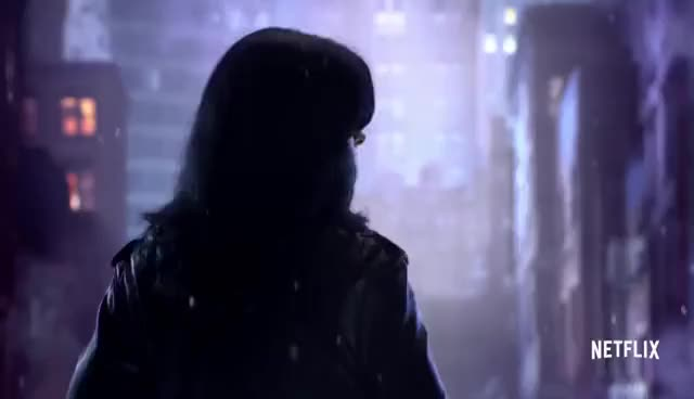 Watch this jessica jones GIF on Gfycat. Discover more Flying, Jessica Jones, Jump, Krysten Ritter, Marvel, Super Jump, flying, jessica jones, jump, krysten ritter, marvel, super jump GIFs on Gfycat
