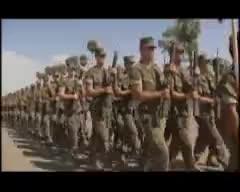 USMC Recruits Close Order Drill GIFs