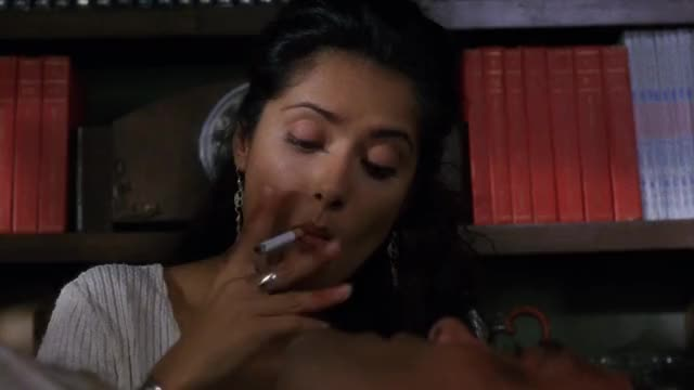 Watch and share Salma Hayek GIFs and Desperado GIFs by MikeyMo on Gfycat