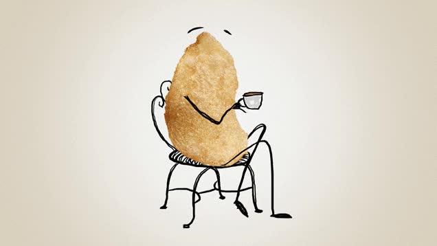 Watch and share Potato Chips GIFs on Gfycat